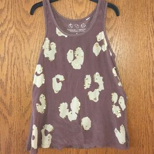 Threads 4 Thought embellished tank top.